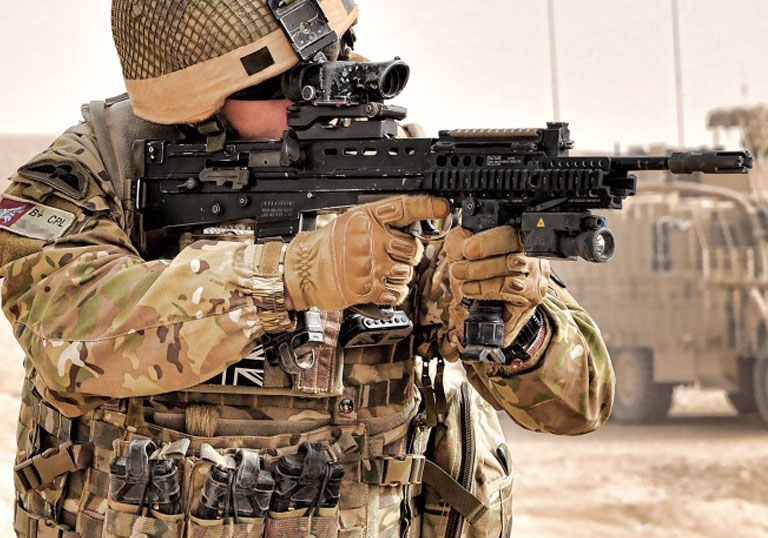 CQC receive coveted award for Osprey MK IV A