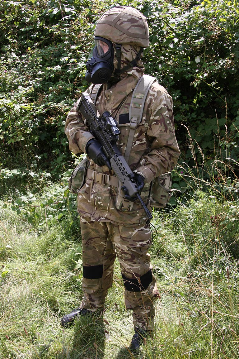 CBRN Oversuits Products at CQC