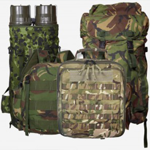 Rucksacks and Daysacks