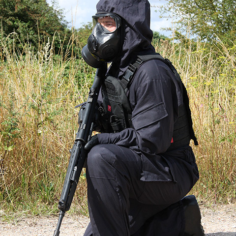 CBRN Oversuits